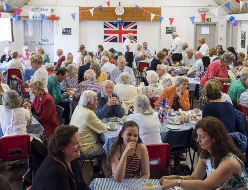 Platt Memorial Hall 'Farewell' Party
