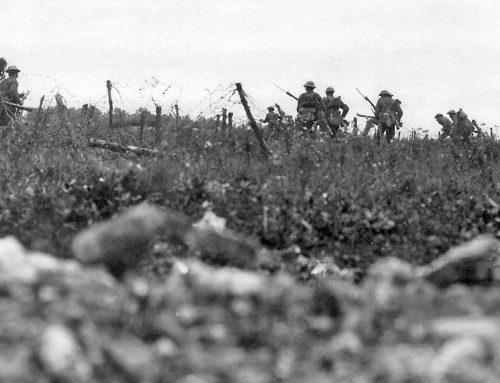 The Somme Centenary at Platt